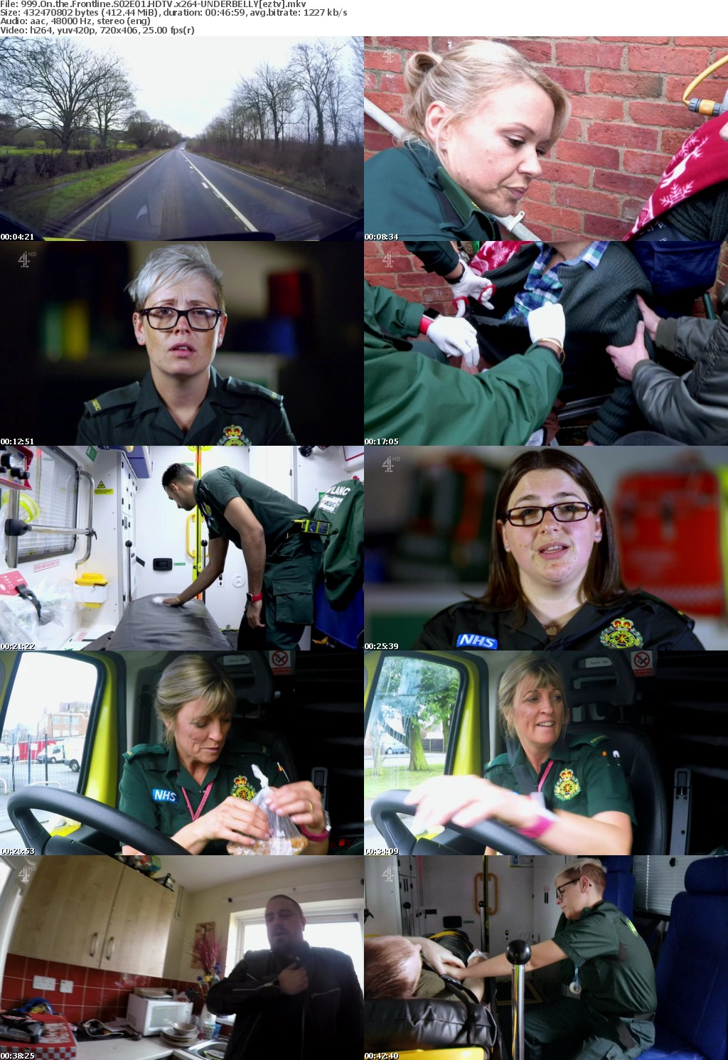 999 On the Frontline S02E01 HDTV x264-UNDERBELLY