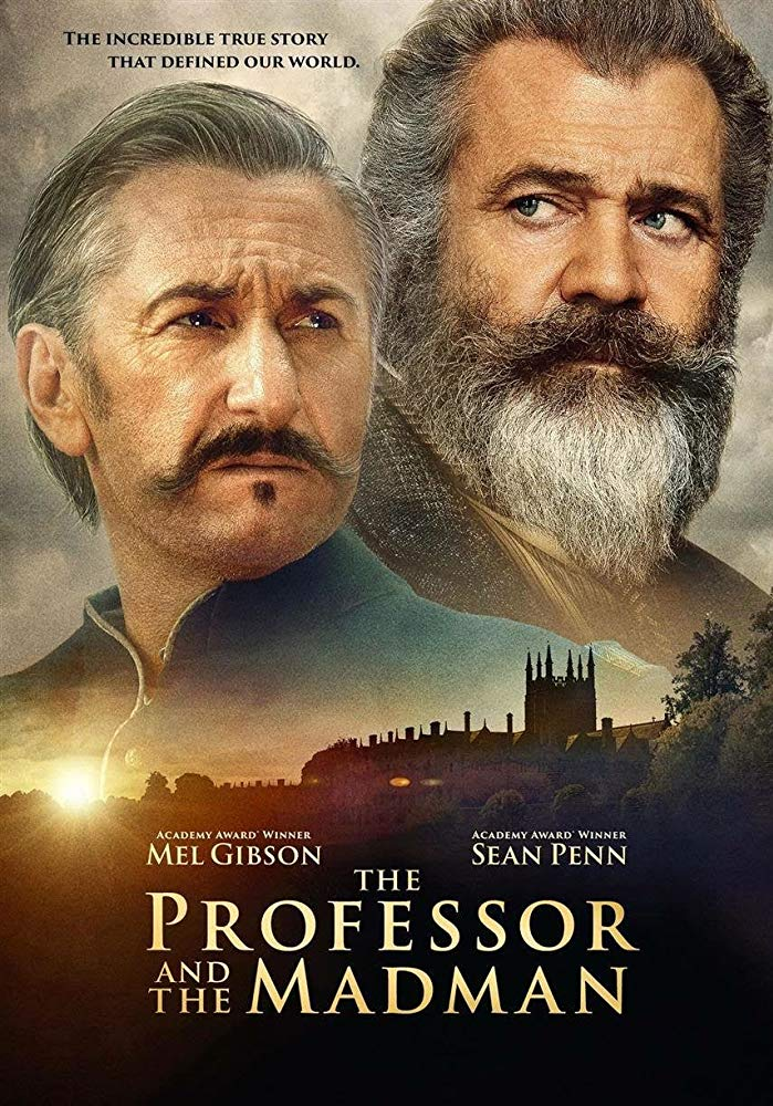 The Professor and the Madman 2019 720p HDCAM-1XBET