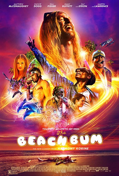 The Beach Bum (2019) 720p English HDCAM x264 Mp3 by Full4movies