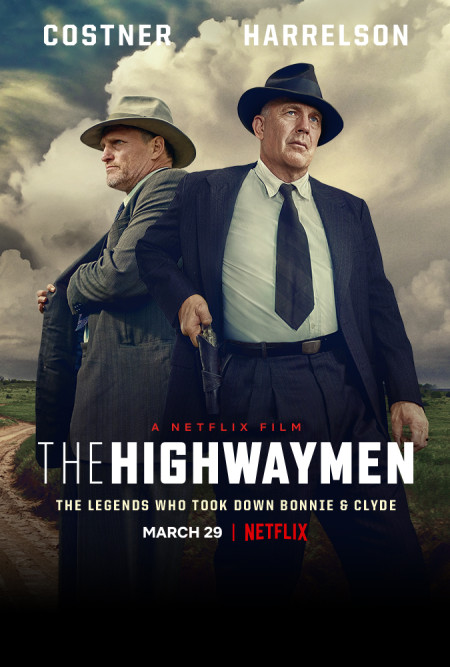 The Highwaymen (2019) 720p English HDRip x264 AAC by Full4movies