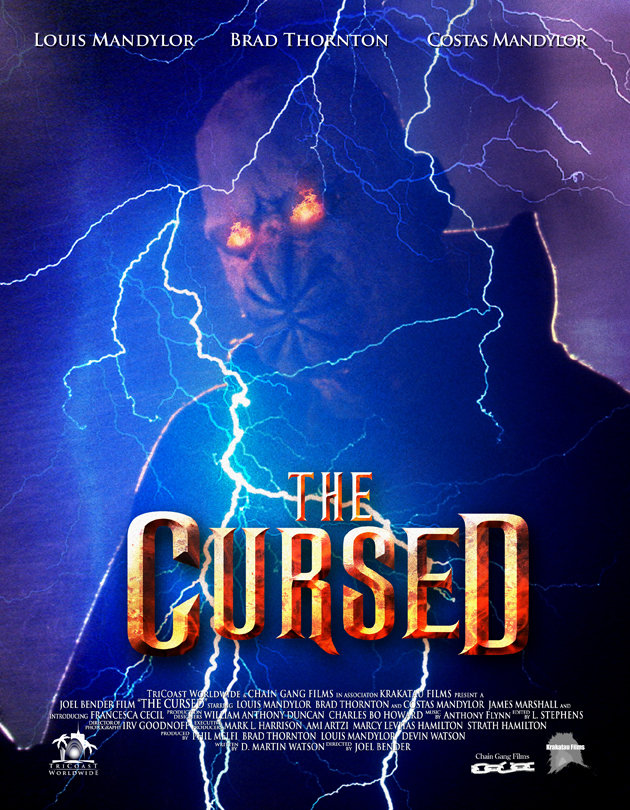 The Cursed 2010 BRRip XviD MP3-XVID