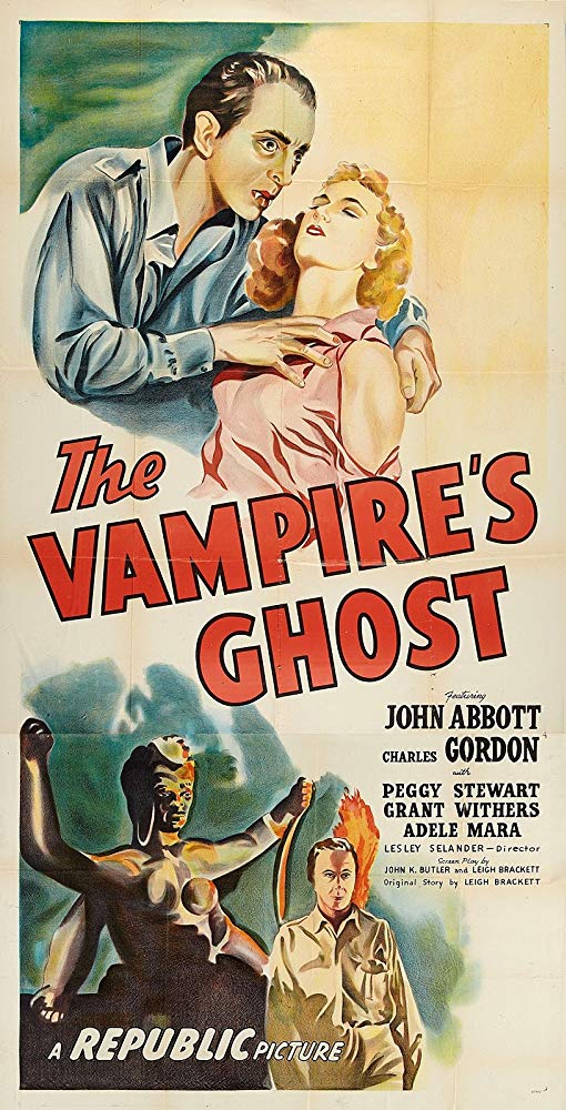 The Vampires Ghost 1945 BRRip XviD MP3-XVID