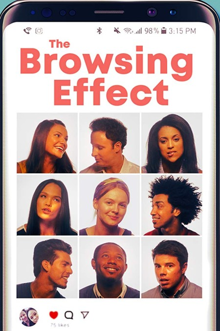 The Browsing Effect (2018) 720p HDRip 800MB x264  GalaxyRG