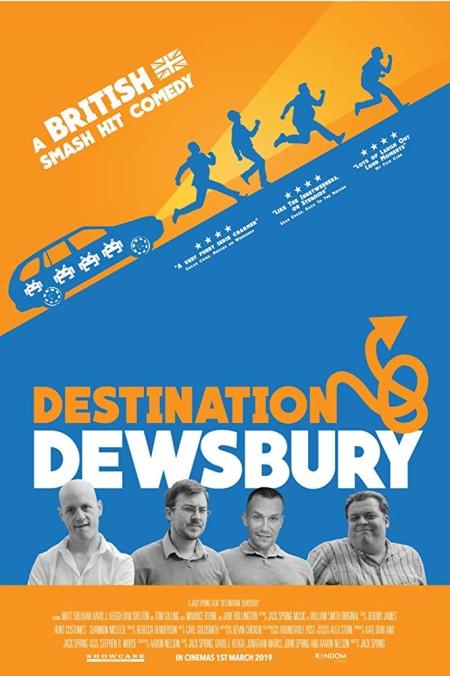 Destination Dewsbury 2018 720p HDRip 800MB x264-GalaxyRG