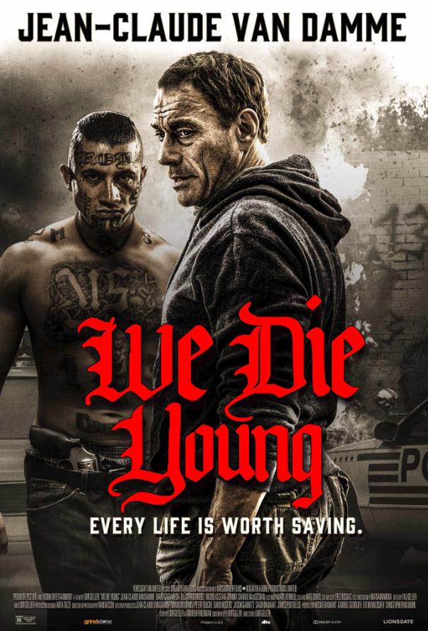 We Die Young (2019) 720p BRRip 900MB - MkvCage