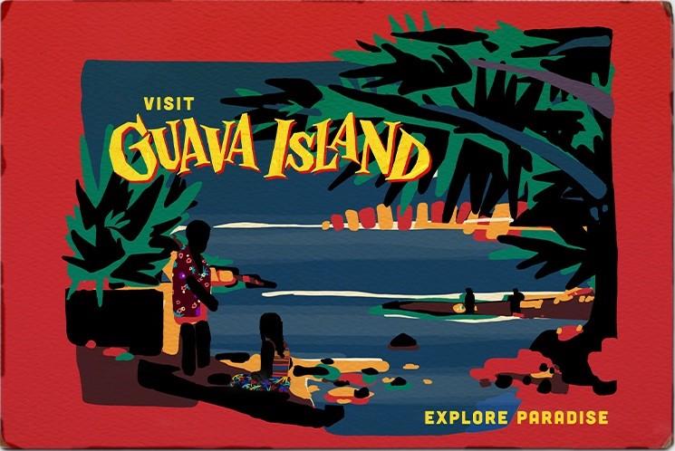 Guava Island 2019 HDRip AC3 x264-CMRG
