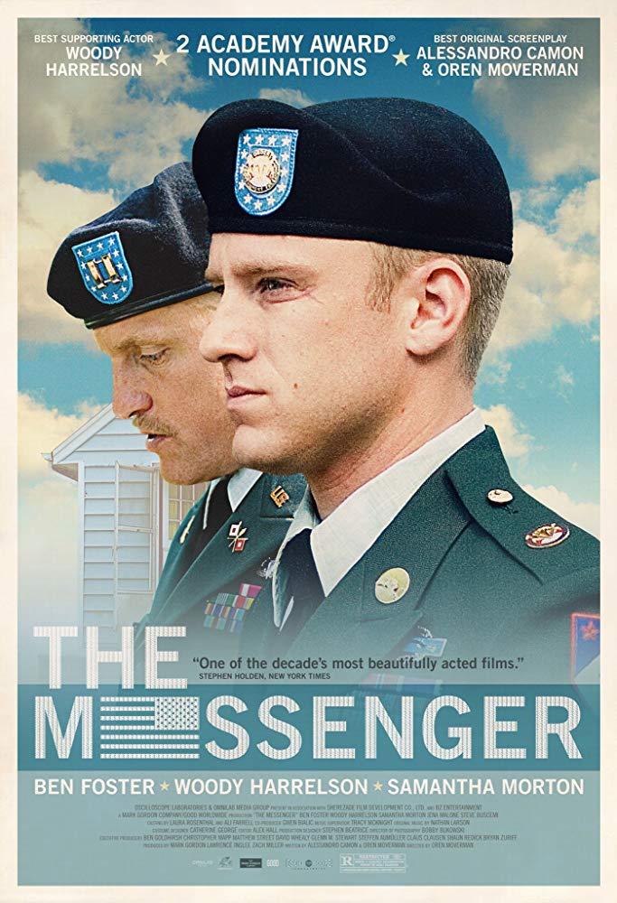 The Messenger 2009 720p BluRay x264-x0r