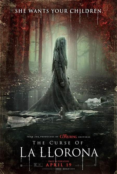 The Curse of La Llorona (2019) HDCAM x264 AC3-ETRG