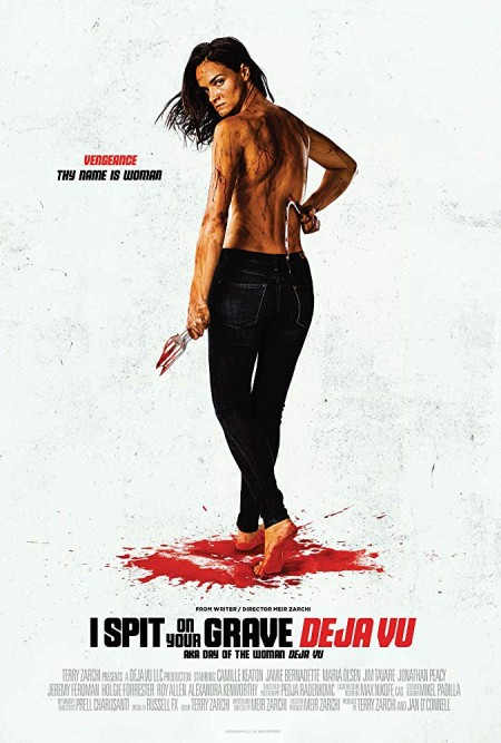 I Spit on Your Grave Deja Vu (2019) BDRip XViD AC3-ETRG