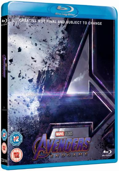 Avengers Endgame (2019) English.720p.HQ.Real.V3.TS.x264.950MB-TR