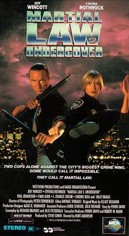 Martial Law 2 Undercover 1991 BRRip XviD MP3-XVID