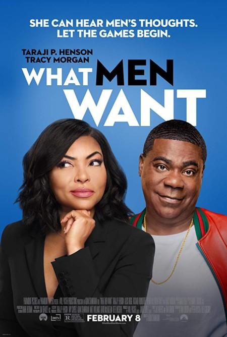 What Men Want 2019 BRRip AC3 x264-CMRG