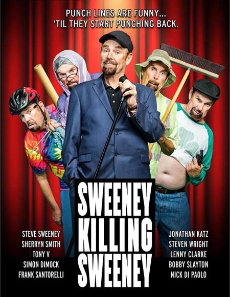 Sweeney Killing Sweeney 2018 HDRip AC3 x264-CMRG