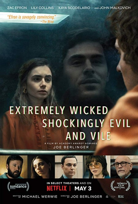 Extremely Wicked Shockingly Evil and Vile 2019 HDRip x264 AC3-EVO