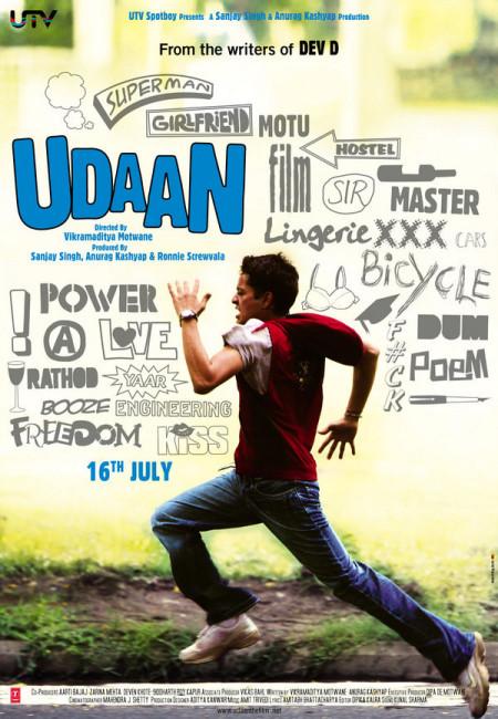 Udaan (2010) (1080p BluRay x265 HEVC 10bit AAC 5 1 Hindi Natty) QxR