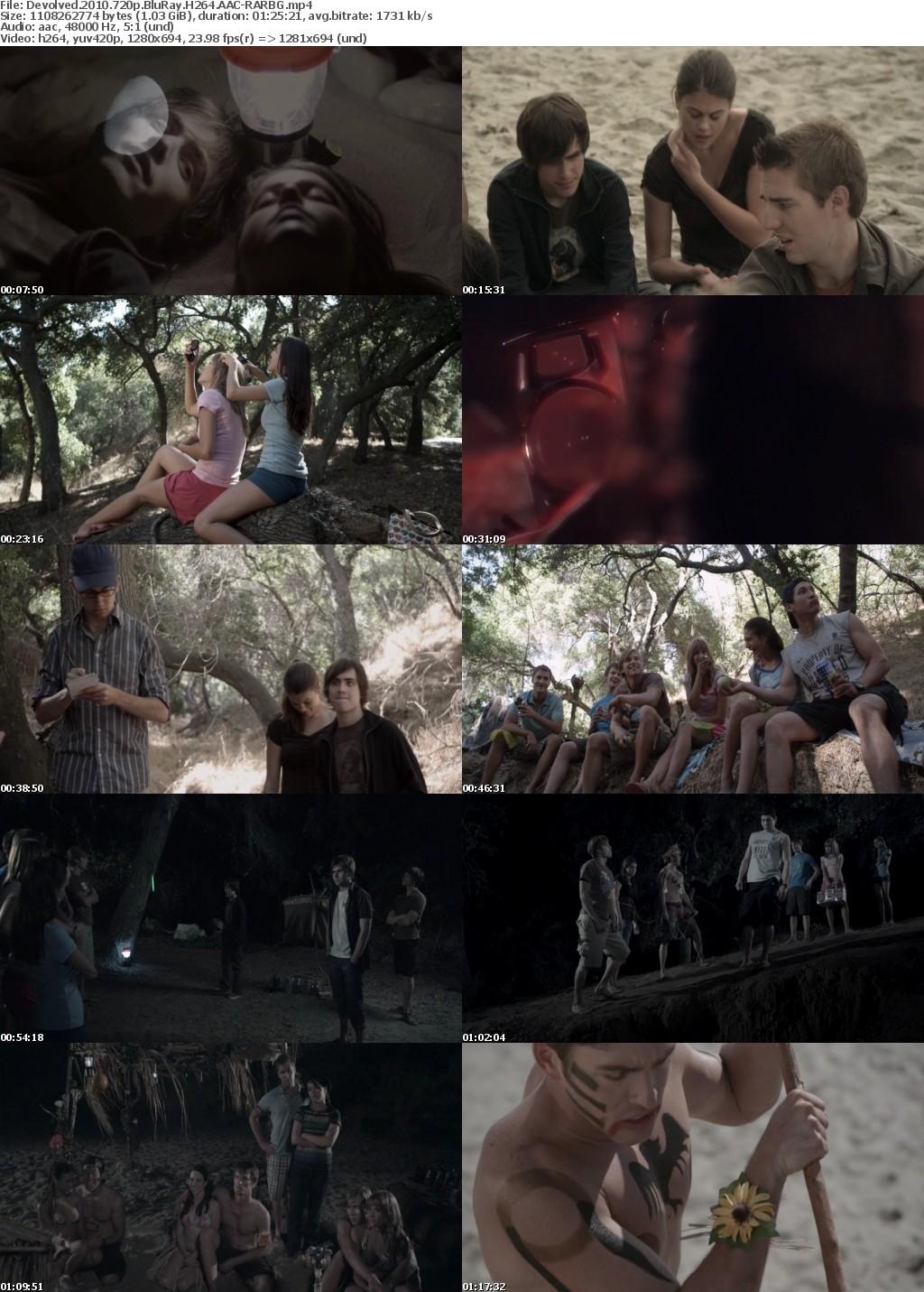 Devolved (2010) 720p BluRay H264 AAC-RARBG