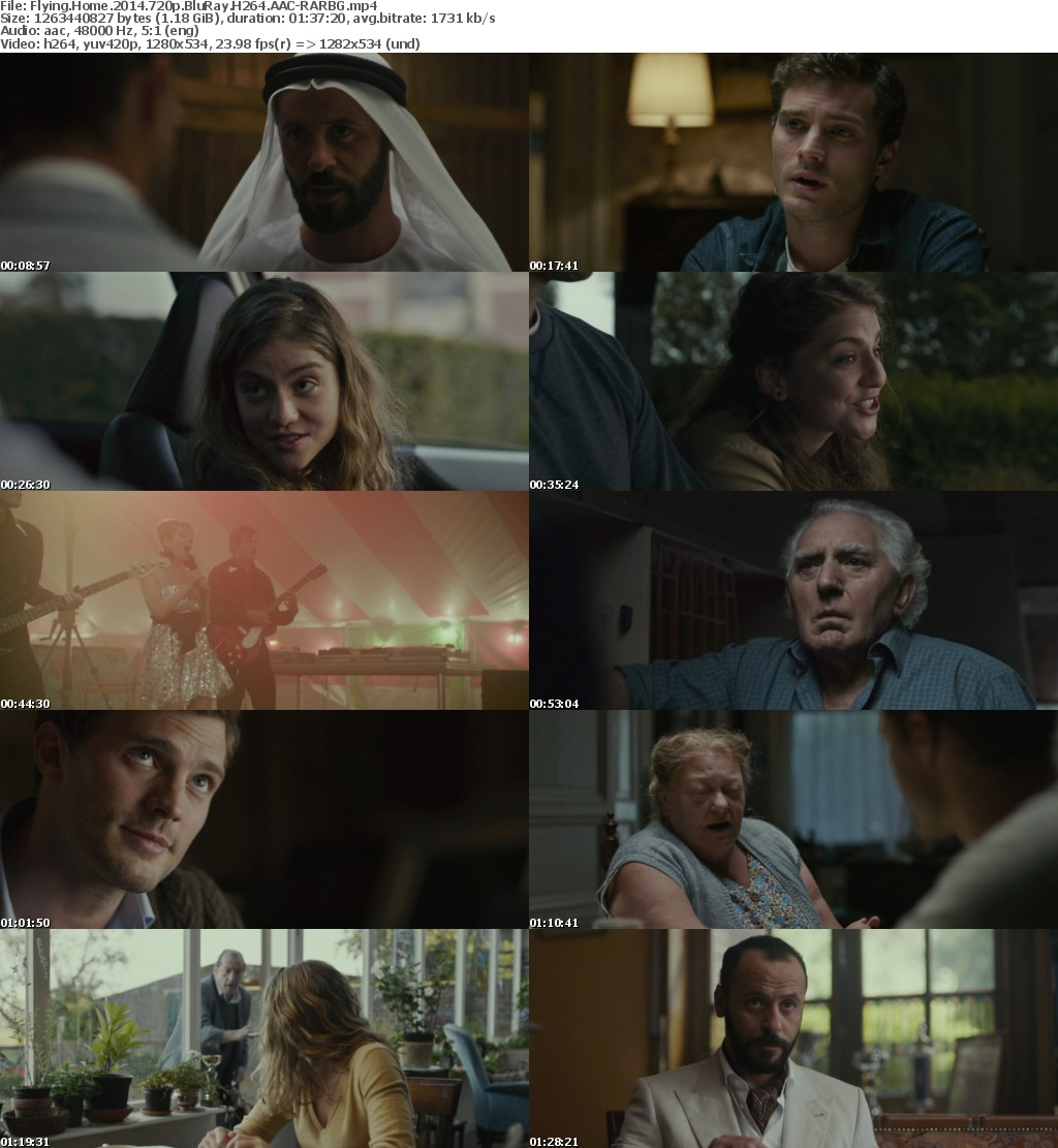 Flying Home (2014) 720p BluRay H264 AAC-RARBG