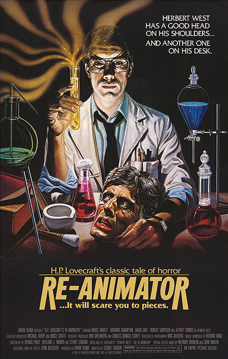 Re-Animator 1985 [BluRay] [720p] YIFY