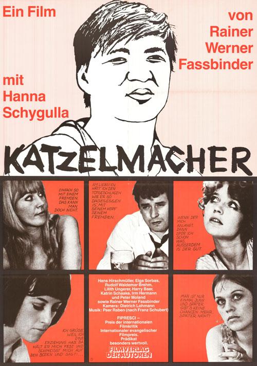Katzelmacher 1969 GERMAN BRRip XviD MP3-VXT