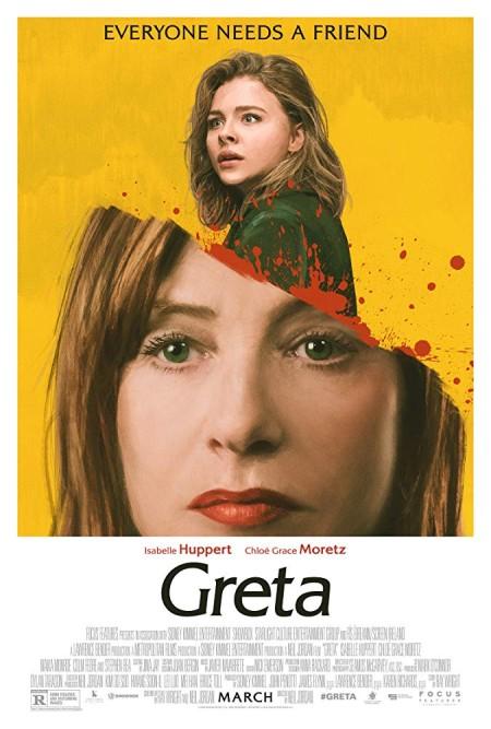 Greta 2018 WEBRip XviD AC3-FGT