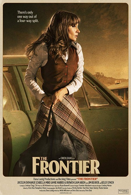 The Frontier (2015) BRRip XviD MP3-XVID