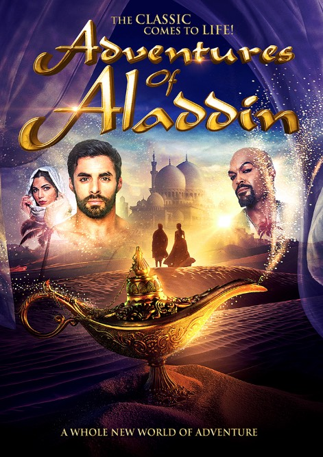 Adventures of Aladdin 2019 English 720p HDRip x264 ESubs 800MB[MB]