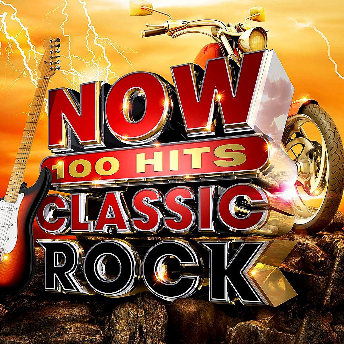 VA - NOW 100 Hits Classic Rock (2019)