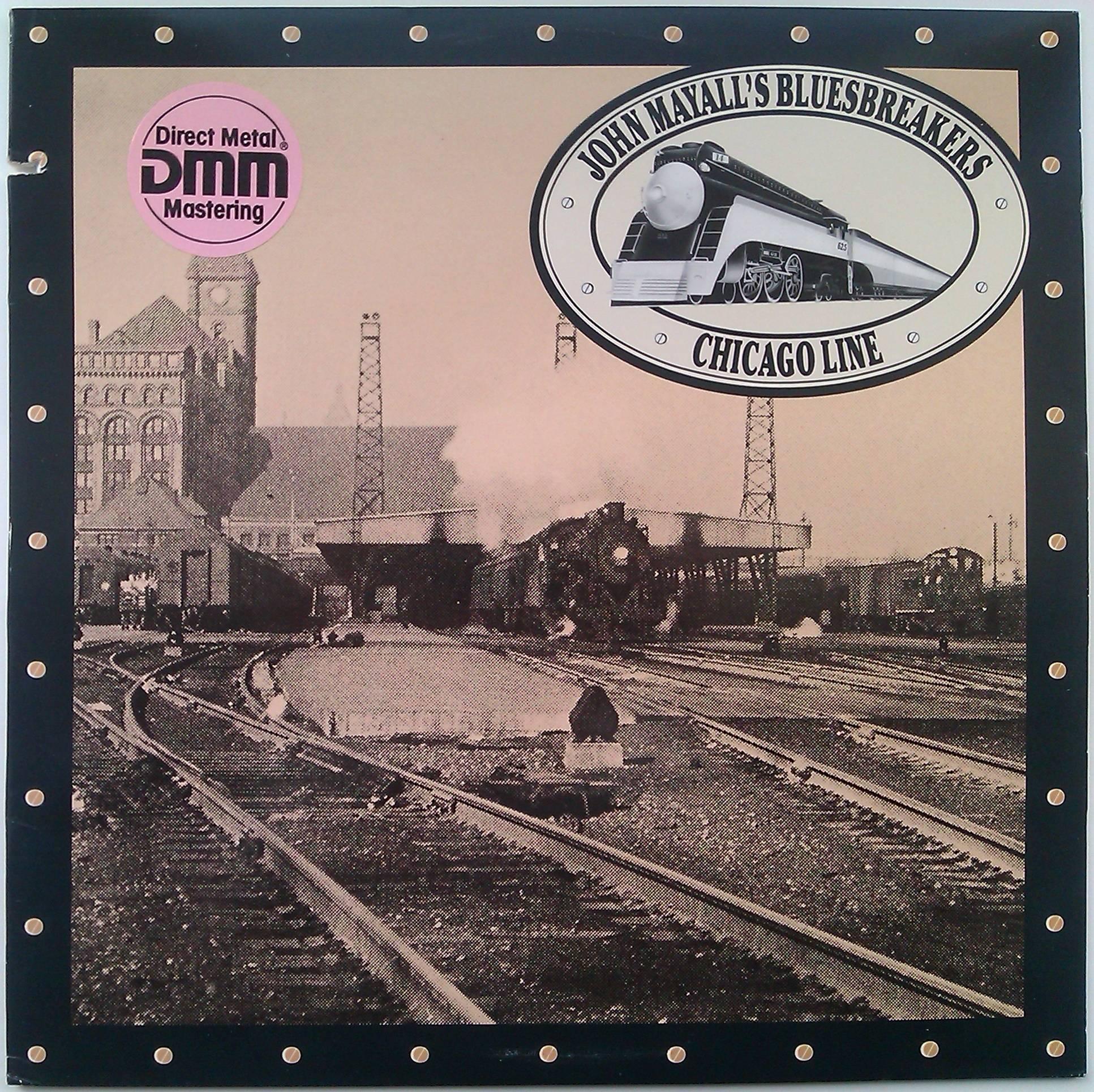 John Mayall - Chicago Line YERAYCITO MASTER SERIES X