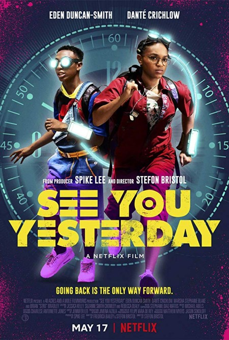 See You Yesterday (2019) HDRip XviD AC3-EVO