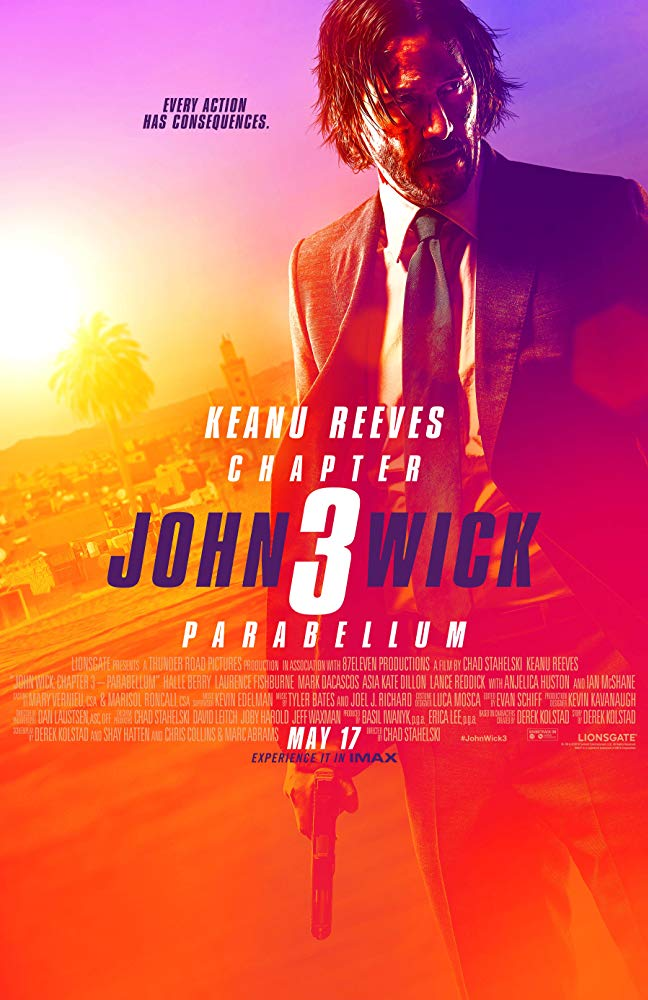 John Wick Chapter 3 - Parabellum (2019) 720p HDCAM x264 AAC - Downloadhub