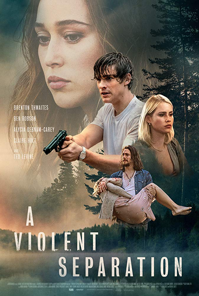A Violent Separation 2019 720p WEB-DL 850MB - MkvCage