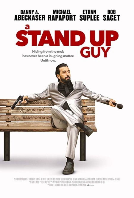 A Stand Up Guy (2016) 720p WEB H264-OUTFLATErarbg