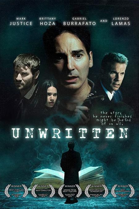 Unwritten (2018) 720p WEBRip 800MB x264-GalaxyRG