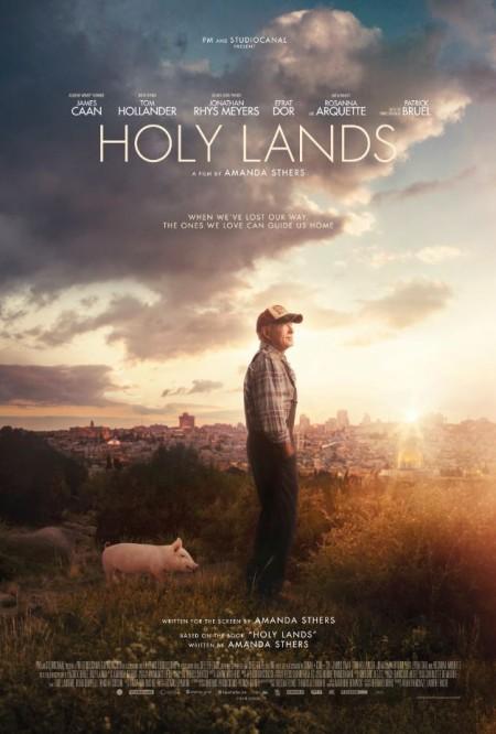 Holy Lands 2018 HDRip AC3 X264-CMRG