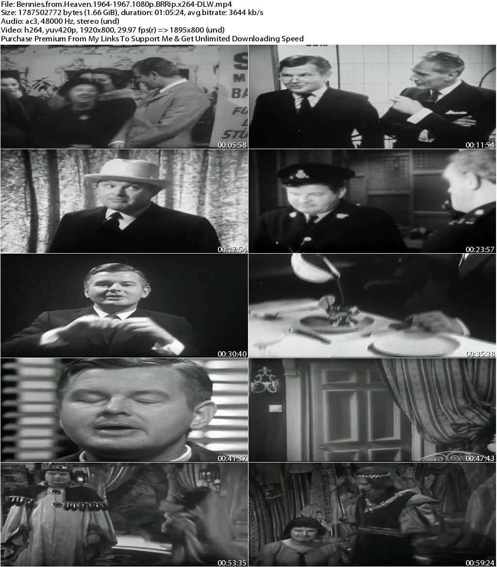Bennies from Heaven (1964-1967) 1080p BRRip x264-DLW
