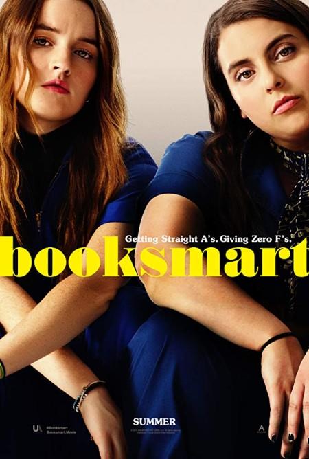 Booksmart (2019) 720p WEBRip 800MB x264-GalaxyRG