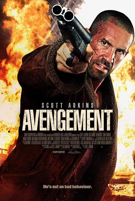 Avengement (2019) HDRip AC3 X264-CMRG