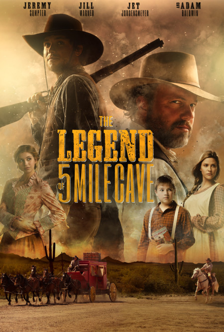 The Legend Of 5 Mile Cave 2019 720p WEBRip 800MB x264-GalaxyRG