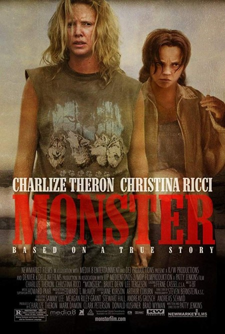 Monster (2003) (1080p BluRay x265 HEVC 10bit AAC 5 1 Silence) QxR