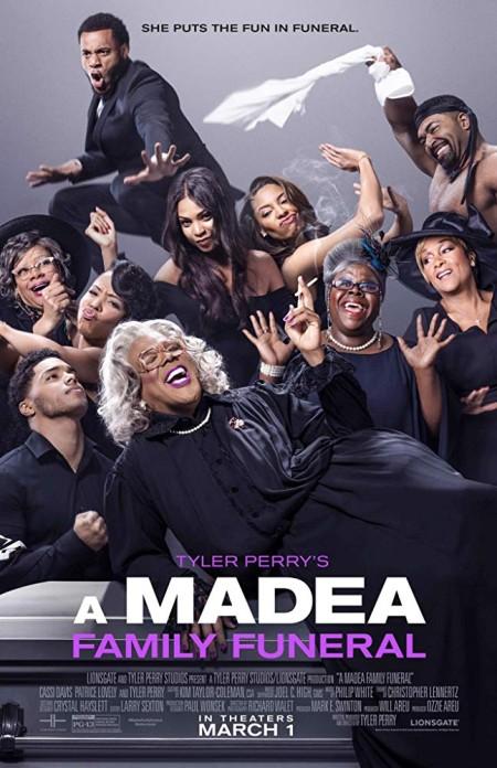 A Madea Family Funeral 2019 1080p BluRay 1400MB DD5 1 x264-GalaxyRG