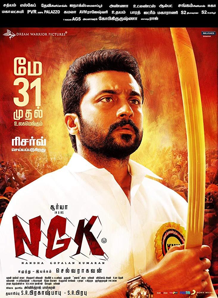 NGK 2019 Telugu HQHD CAM 720p x264 900MB[MB]