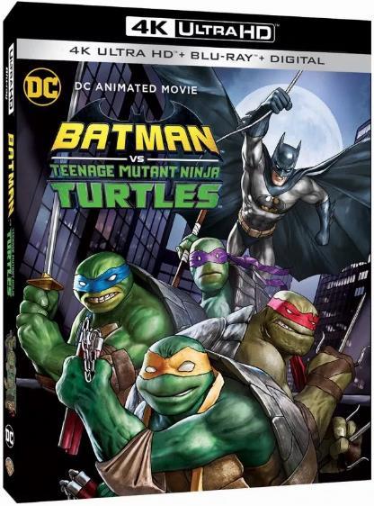 Batman vs Teenage Mutant Ninja Turtles 2019 BDRip XviD AC3-EVO