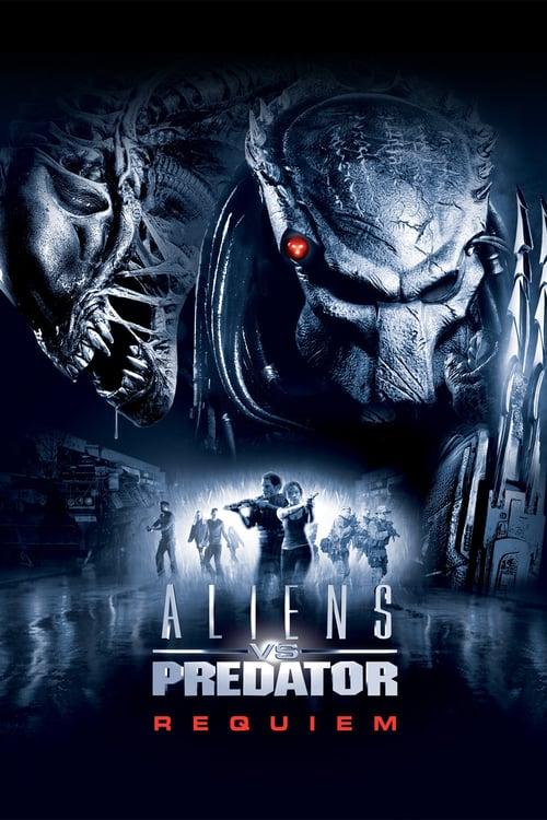 Aliens vs Predator Requiem 2007 UNRATED 1080p BluRay x264-SADPANDA