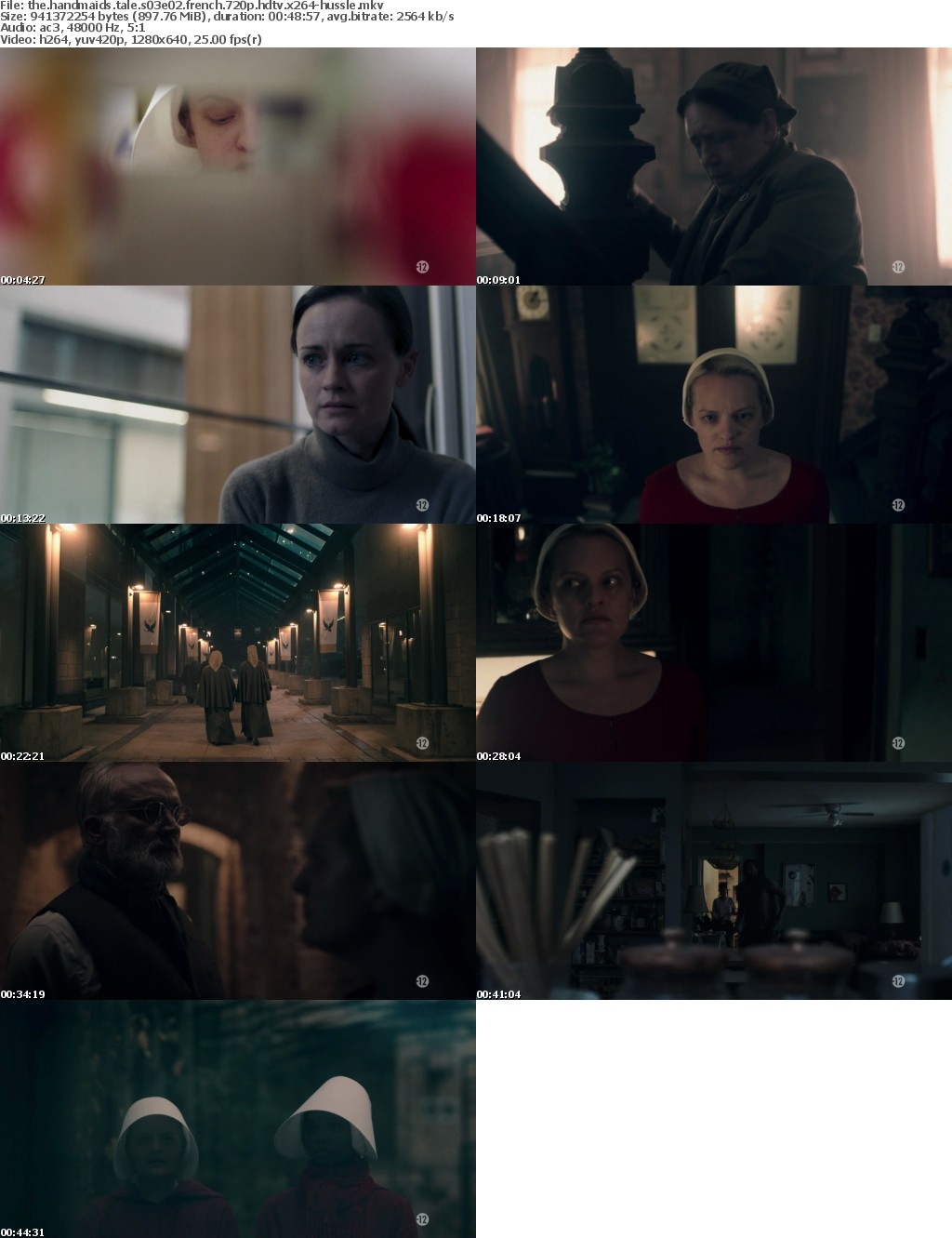 The Handmaids Tale S03E02 FRENCH 720p HDTV x264-HuSSLe
