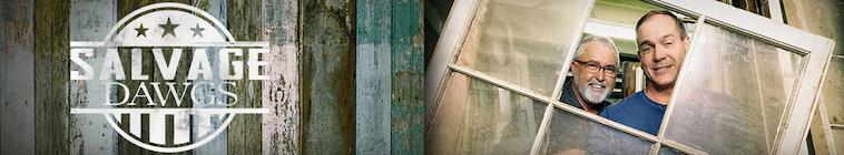Salvage Dawgs S01E11 Post-War Colonial Revival Home WEB x264-GIMINI