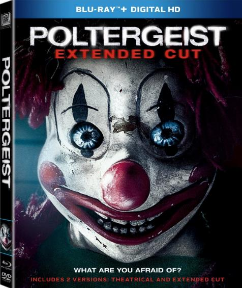 Poltergeist (2015) 720p EXTENDED BluRay x264 ESubs Dual Audio Hindi DD5.1 Eng DD5.1-DLW