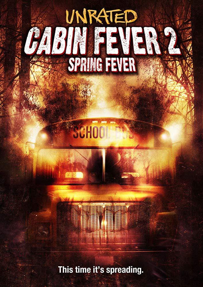Cabin Fever Spring Fever 2009 BRRip XviD MP3-XVID