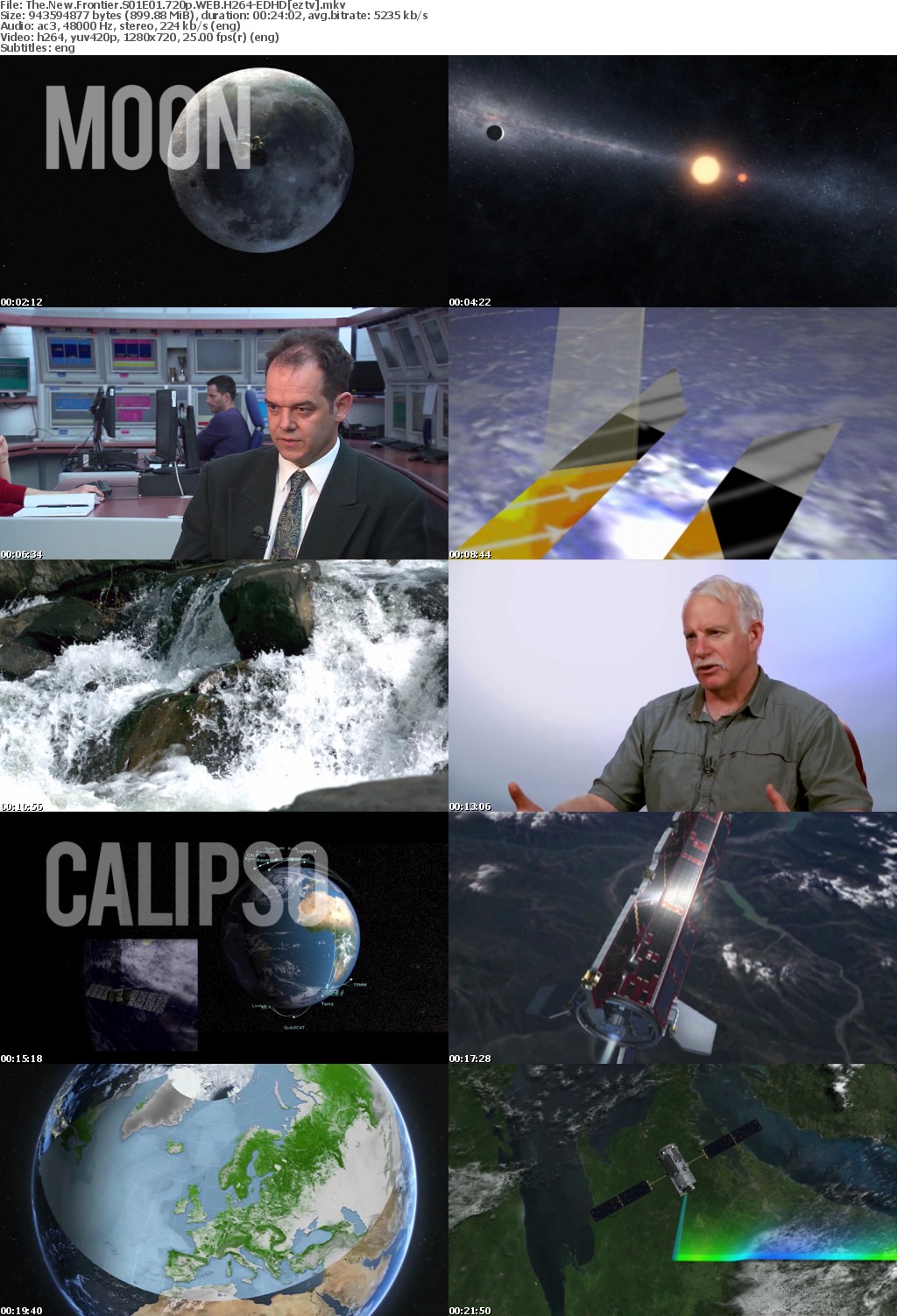 The New Frontier S01E01 720p WEB H264-EDHD