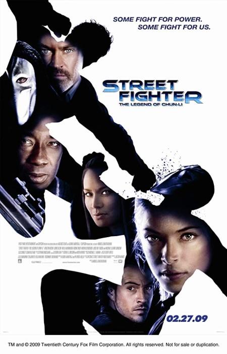 Street Fighter The Legend of Chun Li (2009) UNRATED BRRip XviD MP3  XVID