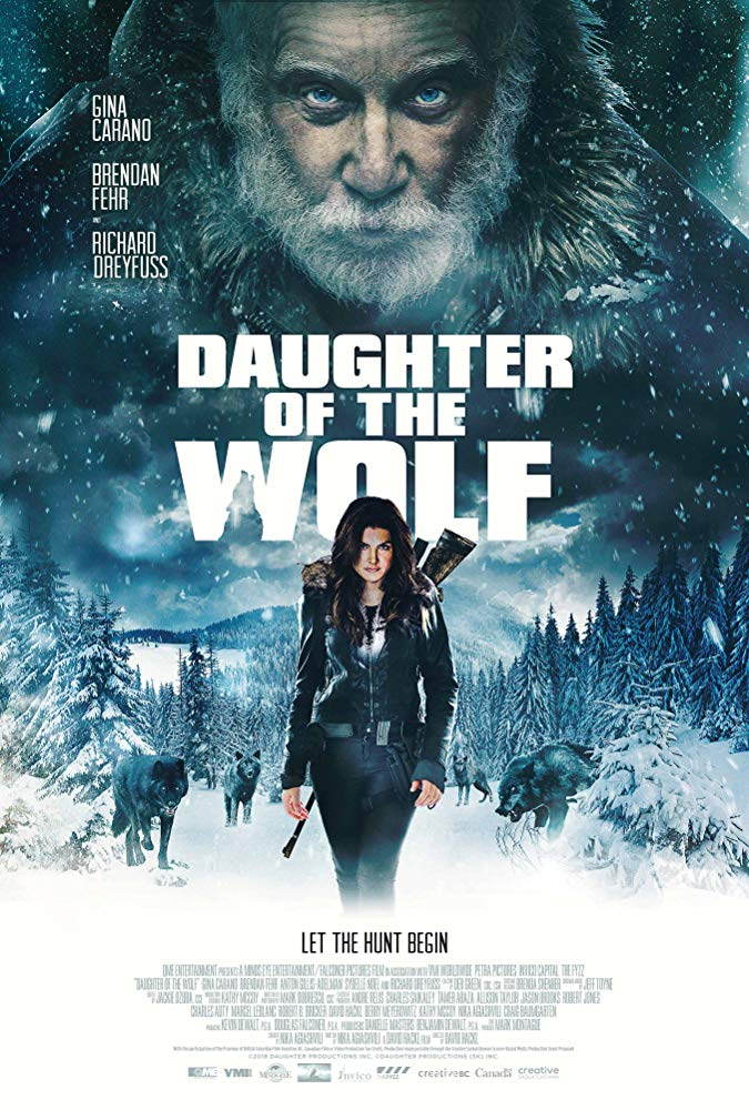Daughter Of The Wolf 2019 English 720p WEBRip 800MB x264[MB]